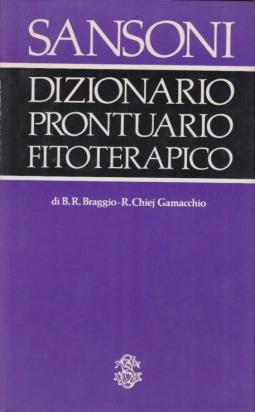 Dizionario prontuario fitoterapico
