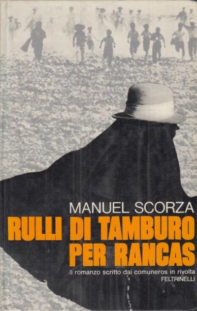 Rulli di tamburo per rancas - Scorza Manuel