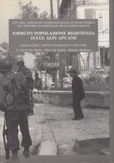 Eserciti popolazioni resistenza sulle Alpi Apuane. Prima parte: Aspetti geografici e militari
