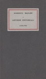 Lettere editoriali