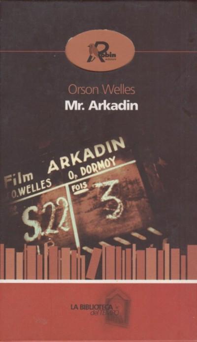Mr. arkadin - Welles Orson