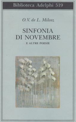 Sinfonia di Novembre e altre poesie.