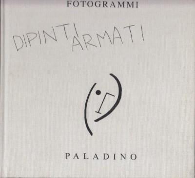 Mimmo paladino fotogrammi dipinti armati - Paperoni Demetrio