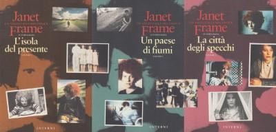 Autobiografia vol 1 l'isola del presente vol 2 un paese di fiumi vol 3 la citt? degli specchi - Frame Janet