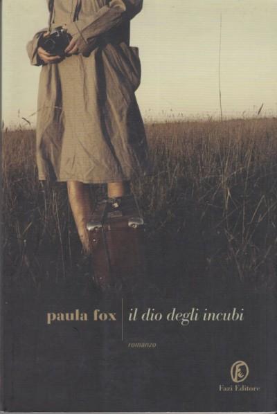 Il dio degli incubi - Fox Paula