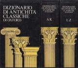 Dizionario di antichit? classiche di Oxford