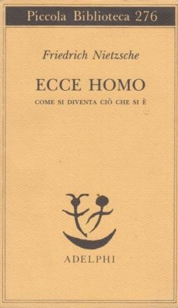 Ecce homo. Come si diventa ci? che si