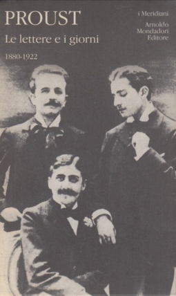 Le lettere e i giorni 188-1922