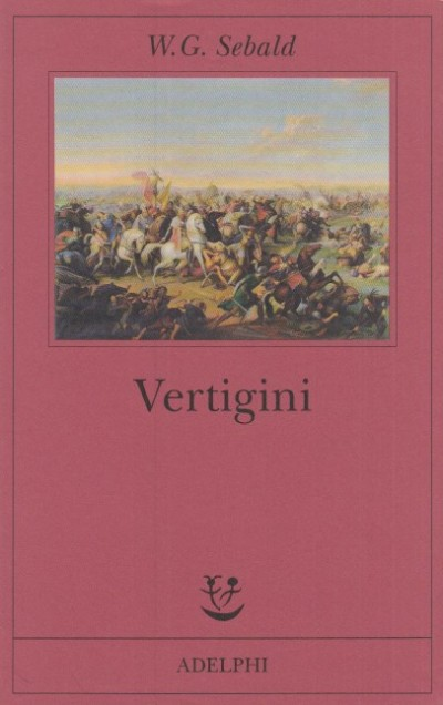 Vertigini - Sebald W.g.