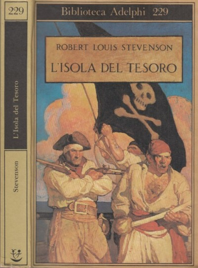 L'isola del tesoro - Stevenson Robert Louis