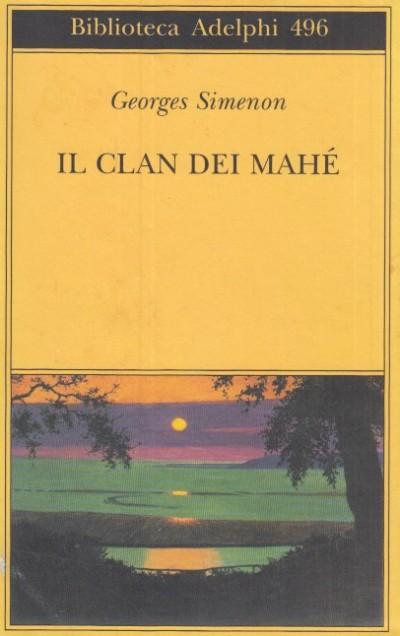 Il clan dei mah - Simenon Georges