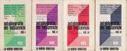 Autobiografie dei bolscevichi. Quattro volumi