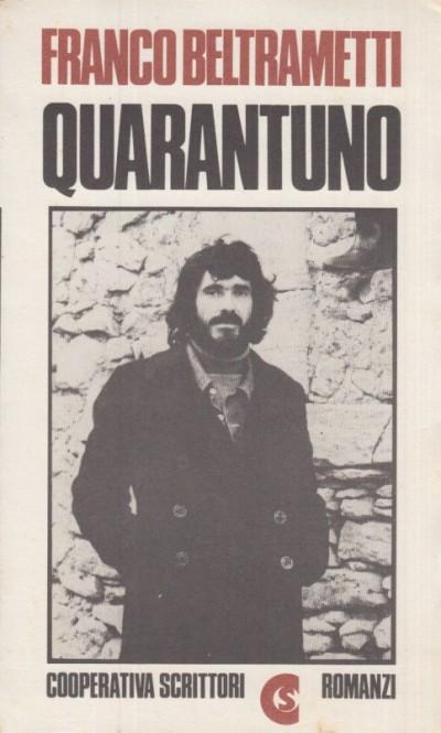 Quarantuno - Beltrametti Franco