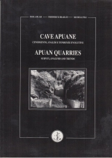 Cave Apuane Censimento, analisi e tendenze evolutive Rapporto 1993 - Apuan Quarries Survey, analyses and trends Report 1993