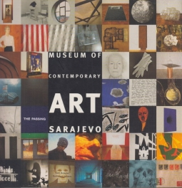 Museum of contemporary Art Sarajevo