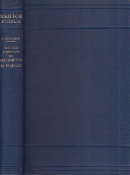Dialoghi e discorsi del reggimento di Firenze