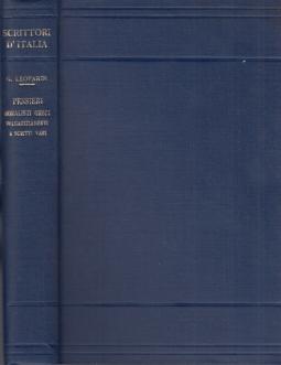 Pensieri moralisti greci Volgarizzamenti e scritti vari