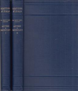 Lettere ai protestanti. Volume primo, volume secondo.
