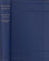 Novellieri minori del cinquecento G. Parabosco - S. Erizzo