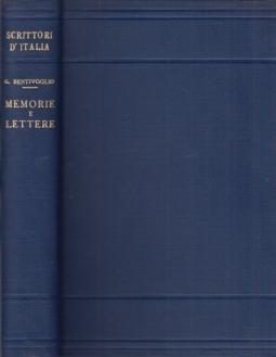Memorie e lettere