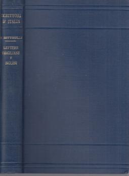 Lettere virgiliane e inglesi e altri scritti critici