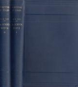 La scienza nuova. Giusta per l'edizione del 1774 con le varianti dell'edizione del 1730 e di due redazioni intermedie inedite
