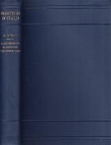 L'Autobiografia il carteggio e le poesie varie