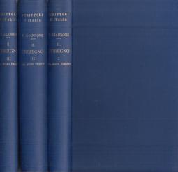 Il Triregno Volume I: Del Regno Terreno, Volume II: Del Regno celeste, Volume III: Del Regno Papale