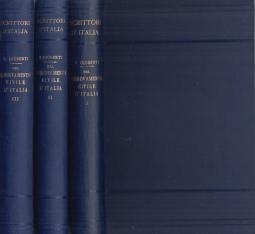 Del rinnovamento civile d'Italia Volume Primo, Volume Secondo, Volume Terzo