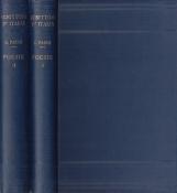 Poesie Volume Primo: Poesie di Ripano Eupilino, Il Giorno e le Lodi. Volume Secondo Opere drammatiche, sonetti e poesie varie