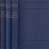 Opere Italiane. Volume primo, volume secondo, volume terzo
