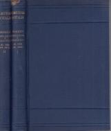 Sonetti burleschi e realistici dei primi due secoli a cura di Aldo Francesco Massera, Volume primo, Volume secondo
