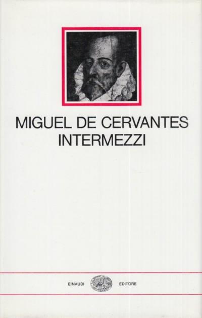 Intermezzi - Miguel De Cervantes