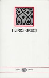 I lirici greci. Et? Arcaica