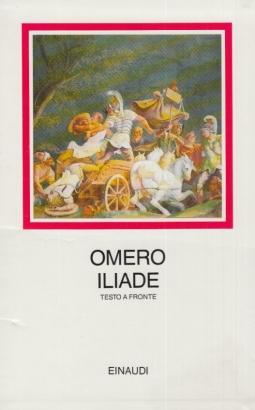 Iliade. Testo a fronte