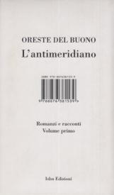 L'antimeridiano Romanzi e racconti. Volume primo