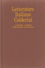 Letteratura Italiana Calderini