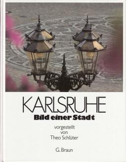 Karlsruhe Bild einer Stadt