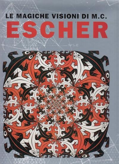 Escher. le magiche visioni - J.l.locher (introduzione) - Veldhuysen W.f. (prefazione Di)