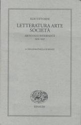 Letteratura arte societ?. Articoli e interventi 1926-1937