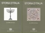 Storia d'Italia. Gli Ebrei in Italia Volume I: Dall'alto Medioevo all'et? dei ghetti - Volume II: Dall'emancipazione a oggi