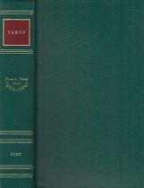 Lo straniero-La peste-La caduta-Da: L'esilio e il regno-Il rovescio e il diritto-Nozze-Il mito di Sisifo-Da: L'estate-Il malinteso