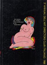 3? Annual dell'arte directors club italiano 1988