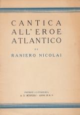 Cantica all'eroe atlantico