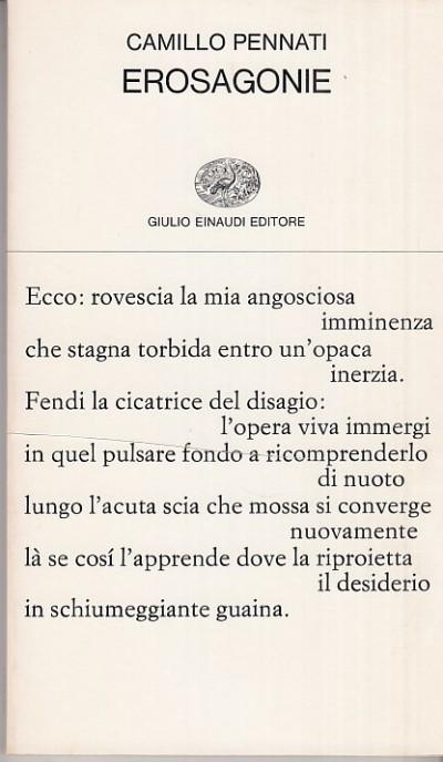 Erosagonie - Pennati Camillo