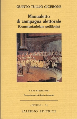 Manualetto di campagna elettorale (Commentariolum petitionis)