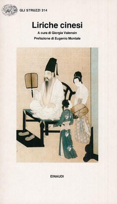 Liriche cinesi - Valensin Giorgia (a Cura Di)