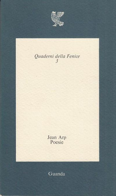 Poesie - Arp Jean