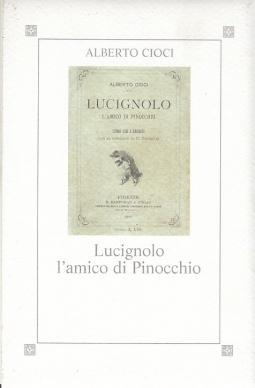 Lucignolo l'amico di Pinocchio