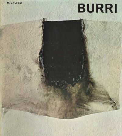 Burri - Calvesi Maurizio